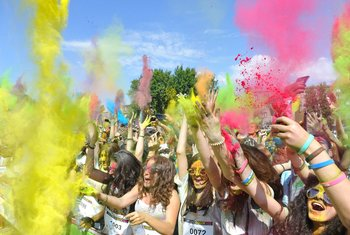 Yerevan Color Run 2018
