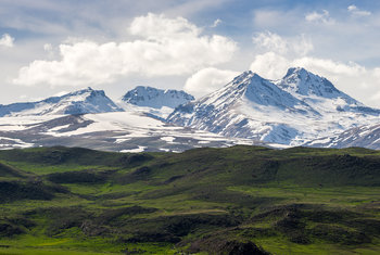 Off the Beaten Path. The Secret of Mount Aragats.