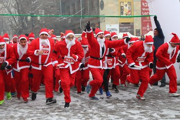 Yerevan New Year Run 2018