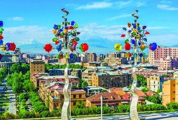 Art Lover's Guide to Yerevan